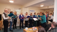 Community Choir Dec 17